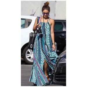 Somedays Lovin Liar Liar Printed Maxi Dress